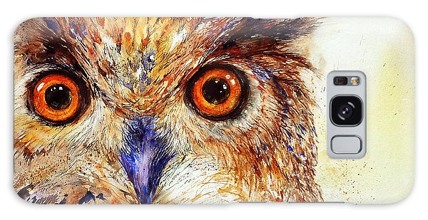 Wide Eyed_ The Owl Galaxy Case