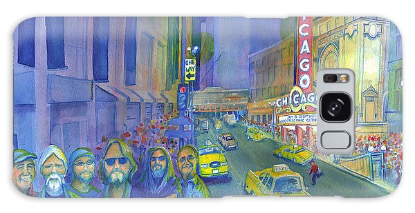 Widespread Panic Chicago  Galaxy Case