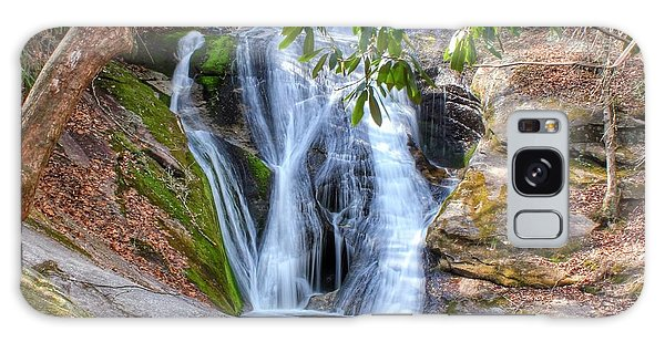 Widows Creek Falls Galaxy Case