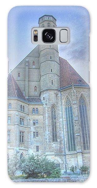 Wienn Cathedral Austria Galaxy Case by Yury Bashkin