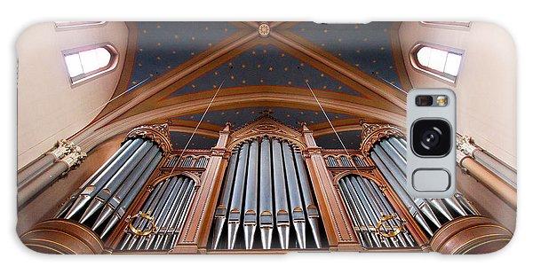 Wiesbaden Marktkirche Organ Galaxy Case