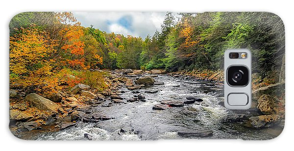 Wild Appalachian River Galaxy Case