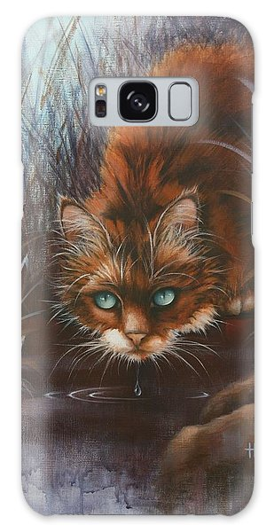 Wild At Heart Galaxy Case by Cynthia House