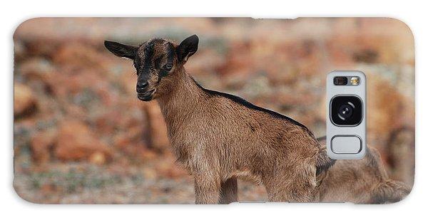 Wild Baby Goat Galaxy Case by DejaVu Designs