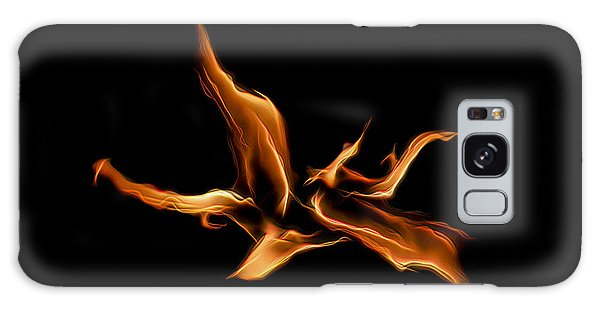Wild Fire Galaxy Case
