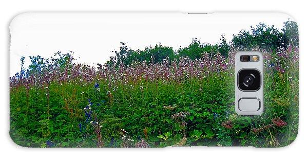 Buy Art Online Galaxy Case - Wild Flowers by Alexandros Daskalakis