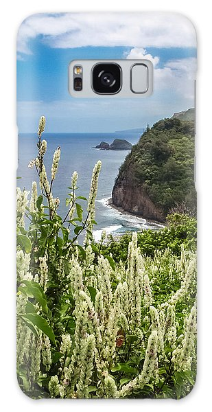 Wild Flowers At Pololu Galaxy Case