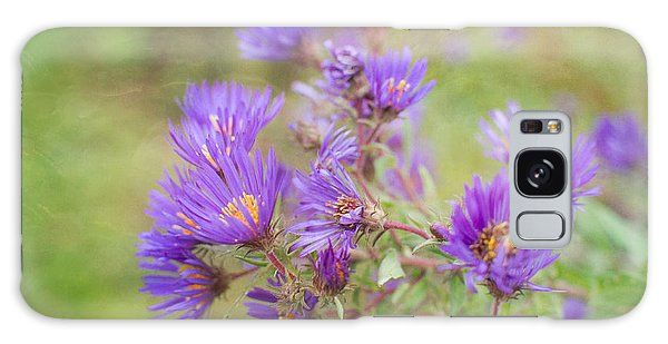 Wild Flowers In The Fall Galaxy Case