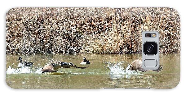Wild Goose Chase Galaxy Case