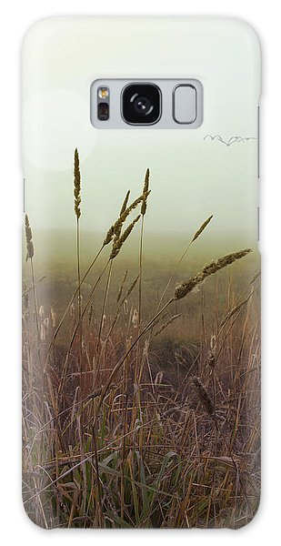 Wild Grass Galaxy Case