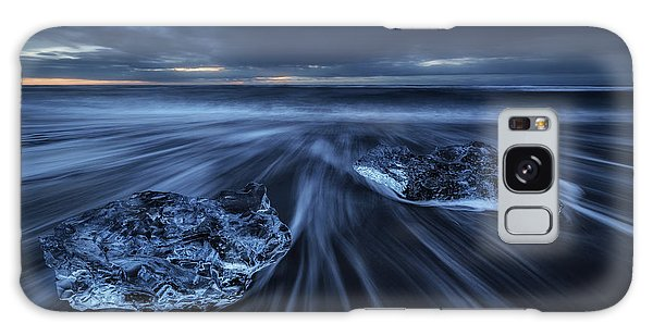 Iceland Galaxy S8 Case - Wild Ice by Juan Pablo De