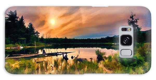 Aroostook County Galaxy Case - Wild Maine Woods In Baxter State Park by John Haldane