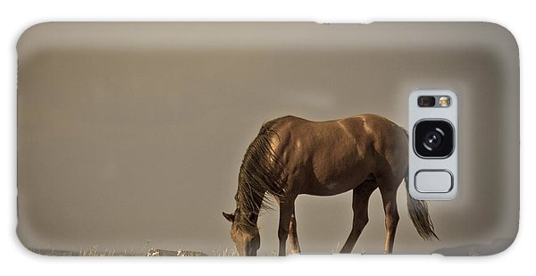 Wild Mustangs Of New Mexico 20 Galaxy Case