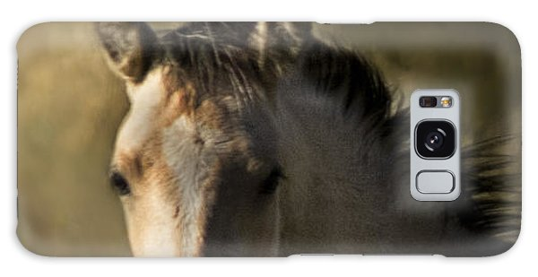Wild Mustangs Of New Mexico 35 Galaxy Case