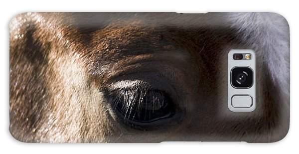 Wild Mustangs Of New Mexico 41  Galaxy Case