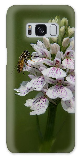 Wild Orchid With Company Galaxy Case