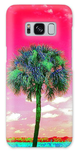 Wild Palm 2 Galaxy Case