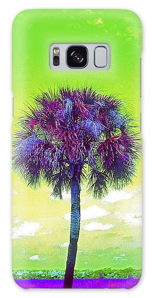 Wild Palm 3 Galaxy Case