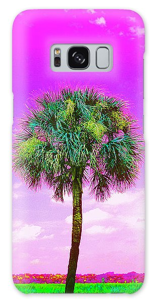 Wild Palm 4 Galaxy Case