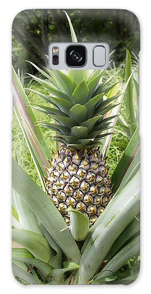 Wild Pineapple Galaxy Case