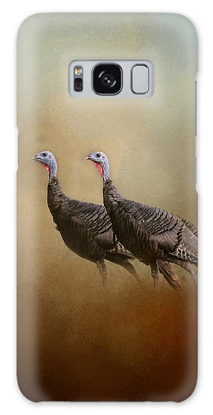 Wild Turkey At Shiloh Galaxy Case