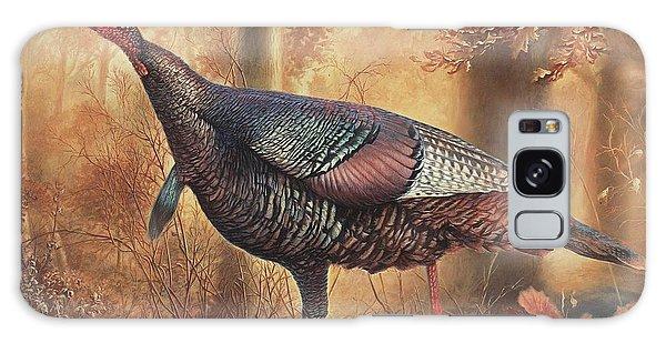 Wild Turkey Galaxy S8 Case