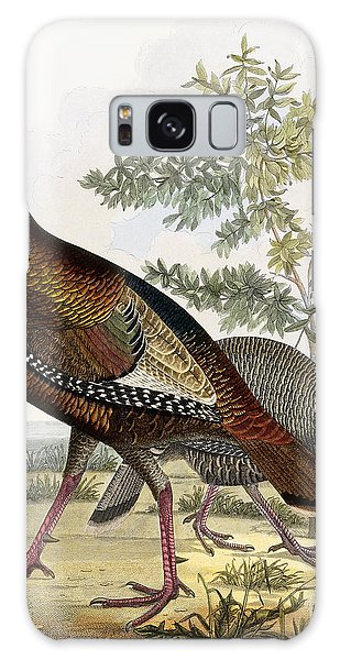 Wild Turkey Galaxy Case by Titian Ramsey Peale