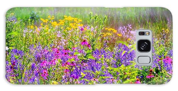 Wildflower Beauty  Galaxy Case
