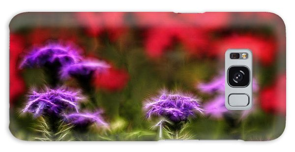 Wildflower Fantasy Galaxy Case