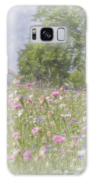 Wildflower Impressionism Galaxy Case