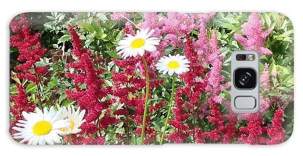 Wildflower Medley Galaxy Case