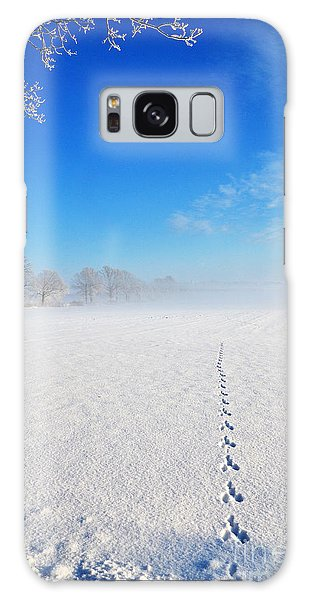 Wildlife Tracks Galaxy Case