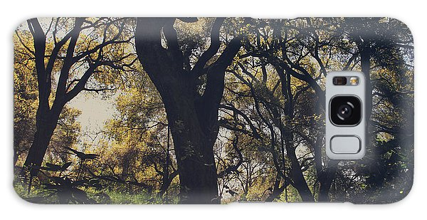 Tree Galaxy Case - Wildly And Desperately My Arms Reached Out To You by Laurie Search