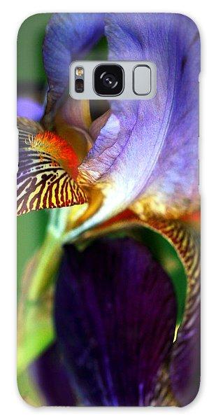 Wildly Colorful Galaxy Case by Deborah  Crew-Johnson