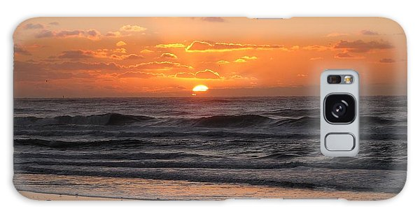 Wildwood Beach Here Comes The Sun Galaxy Case
