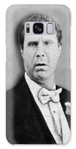 Will Ferrell Old School  Galaxy Case