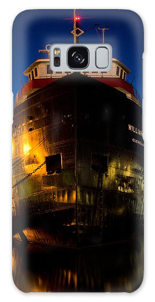 William G. Mather Maritime Museum Cleveland Ohio Galaxy Case by John McGraw