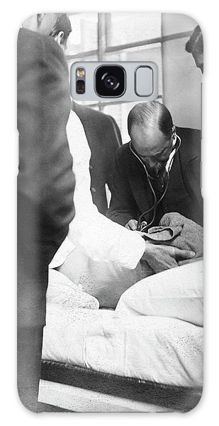 William Osler Attending A Patient Galaxy Case