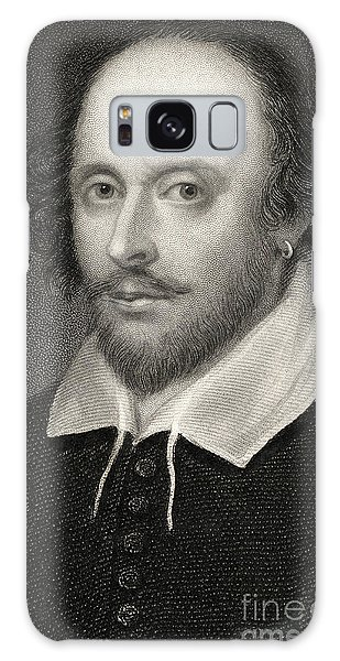 Earring Galaxy Case - William Shakespeare by English School