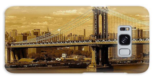 Williamsburg Bridge New York City Galaxy Case