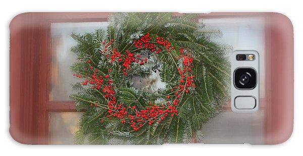Williamsburg Wreath Galaxy Case