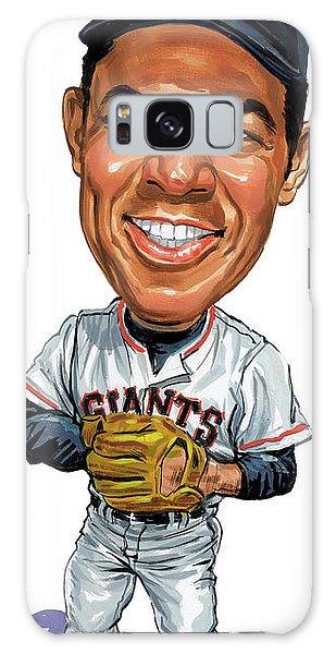 Baseball Galaxy Case - Willie Mays by Art