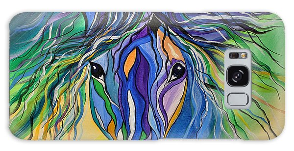 Willow The War Horse Galaxy Case