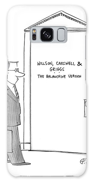 Willson, Carswell & Griggs The Balanchine Version Galaxy Case