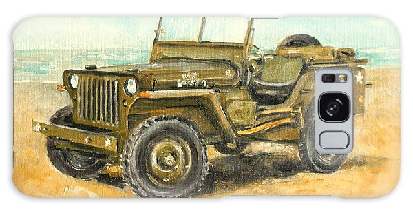 Willys Jeep Galaxy Case