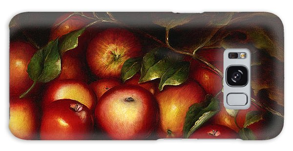 Wilmarth's Apples Galaxy Case
