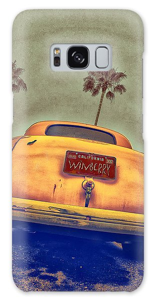 Winberry Car Galaxy Case