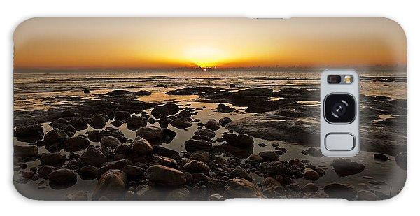 Winchelsea Sunrise Galaxy Case
