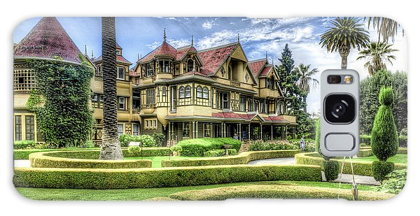Winchester Mystery House Galaxy Case by Jim Thompson
