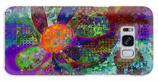Wind Mills Of The Mind Galaxy Case by Constance Krejci